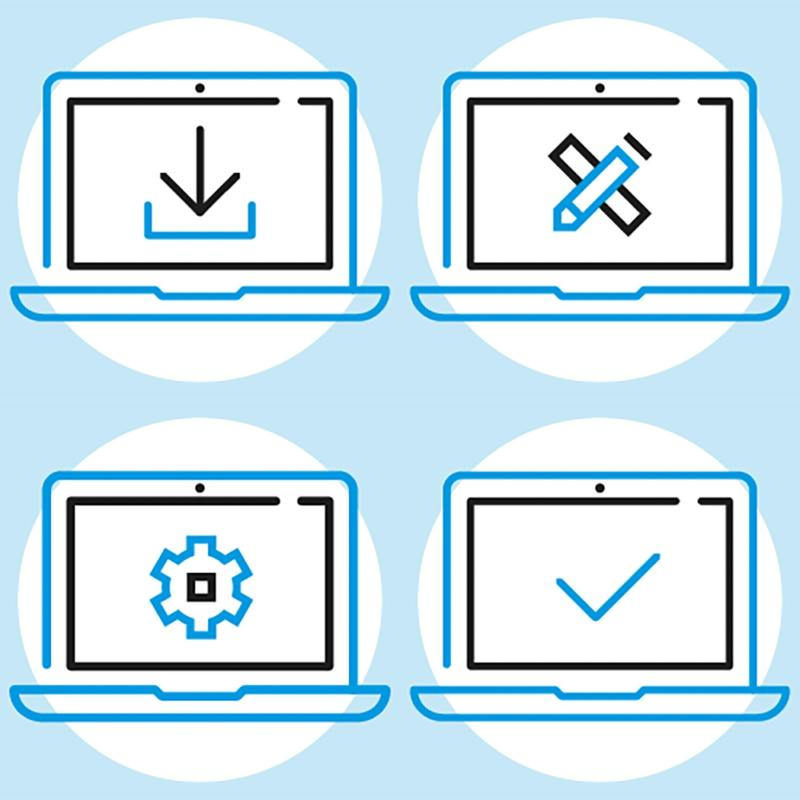 Four Steps to Take Digital AP Exams