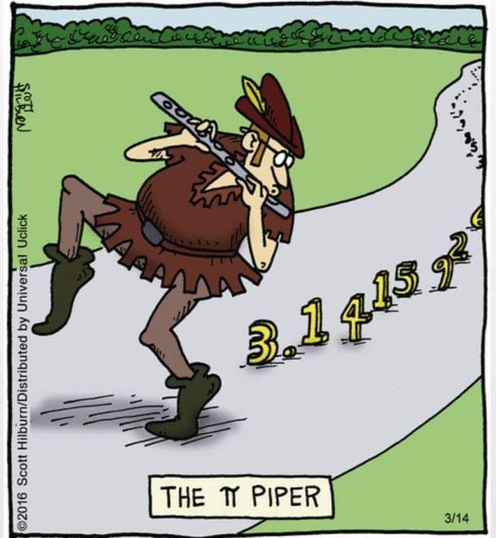 The Pi Piper