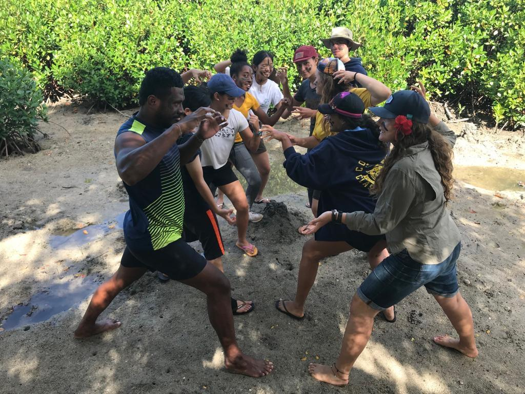 learning Fiji fighting