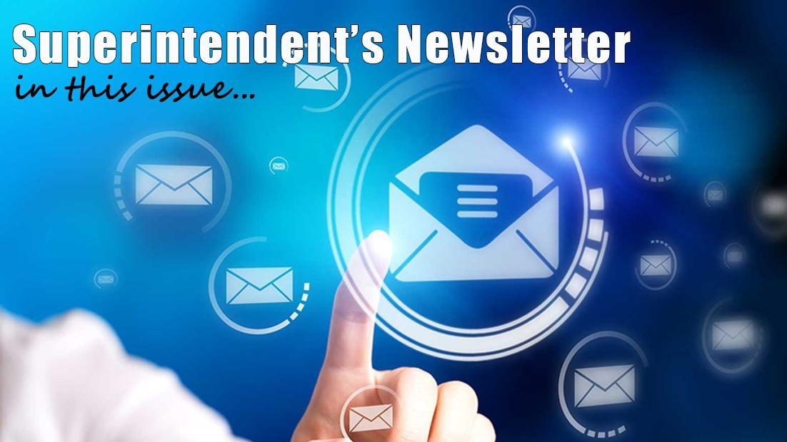 Superintendents Newsletter