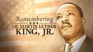 Dr Martin Luther King, Jr
