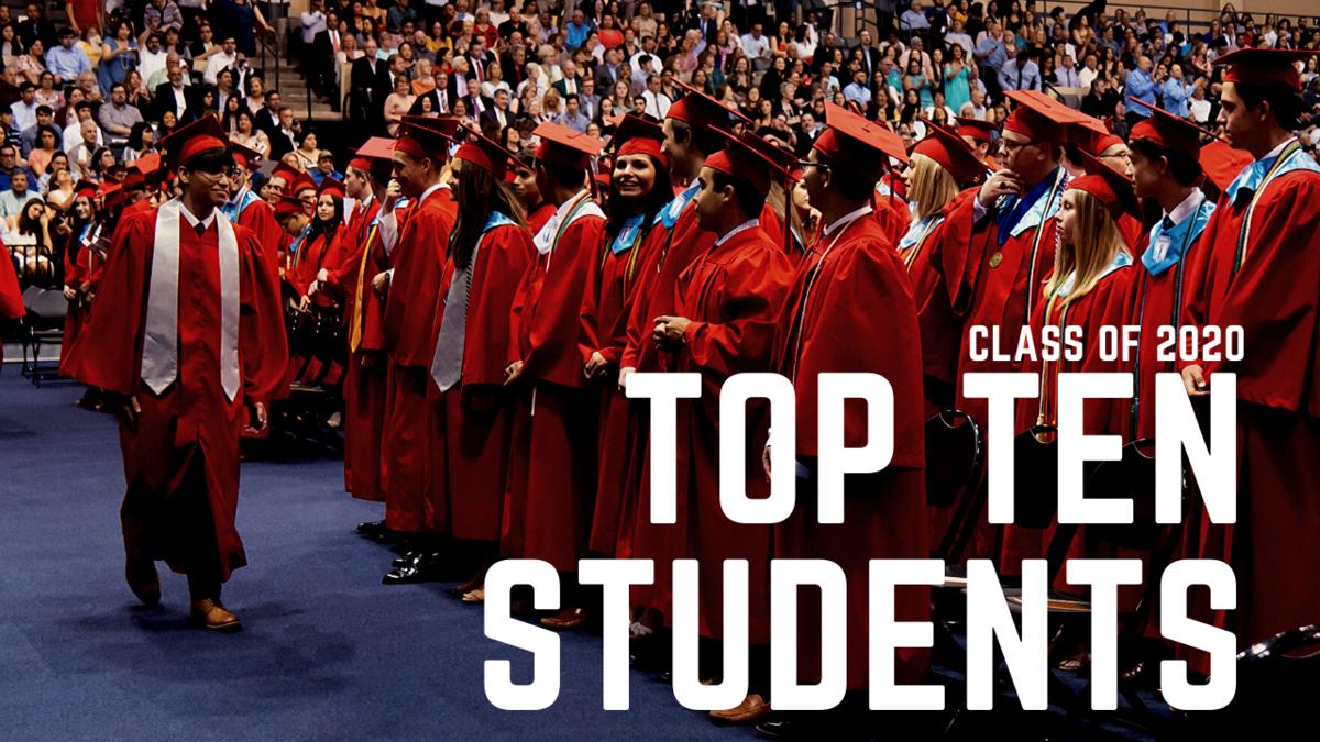 Top Ten Students