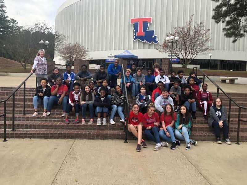 Louisiana Tech Basketball Game Thumbnail Image