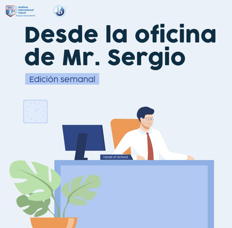 Desde la oficina de Mr. Sergio Featured Photo