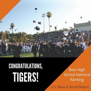 SPHS graduates with best high school ranking