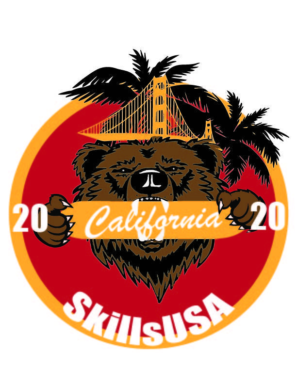 SPHS SkillsUSA pin design