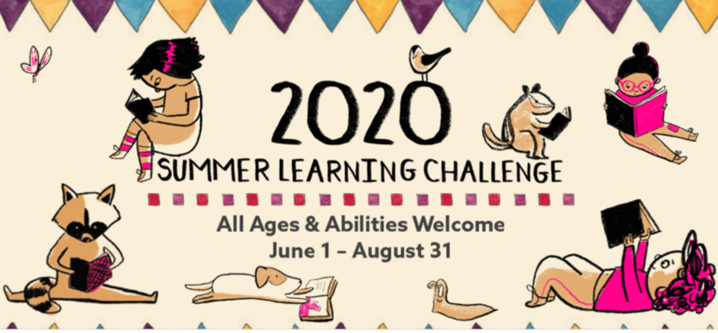 SMCL Summer Learning Challenge! Featured Photo