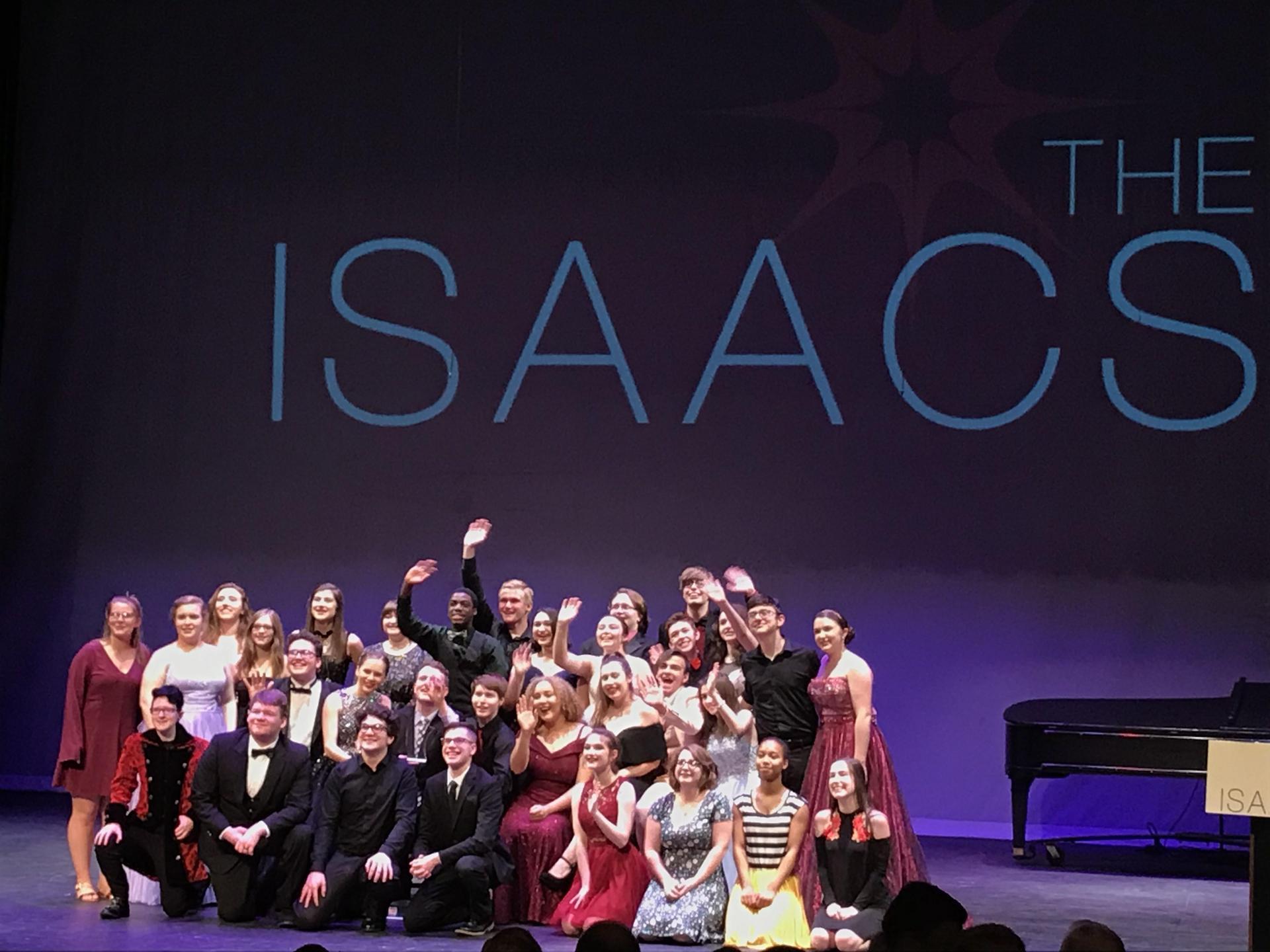 Isaacs 16