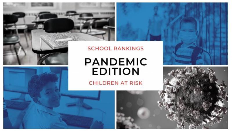 children at risk ranking