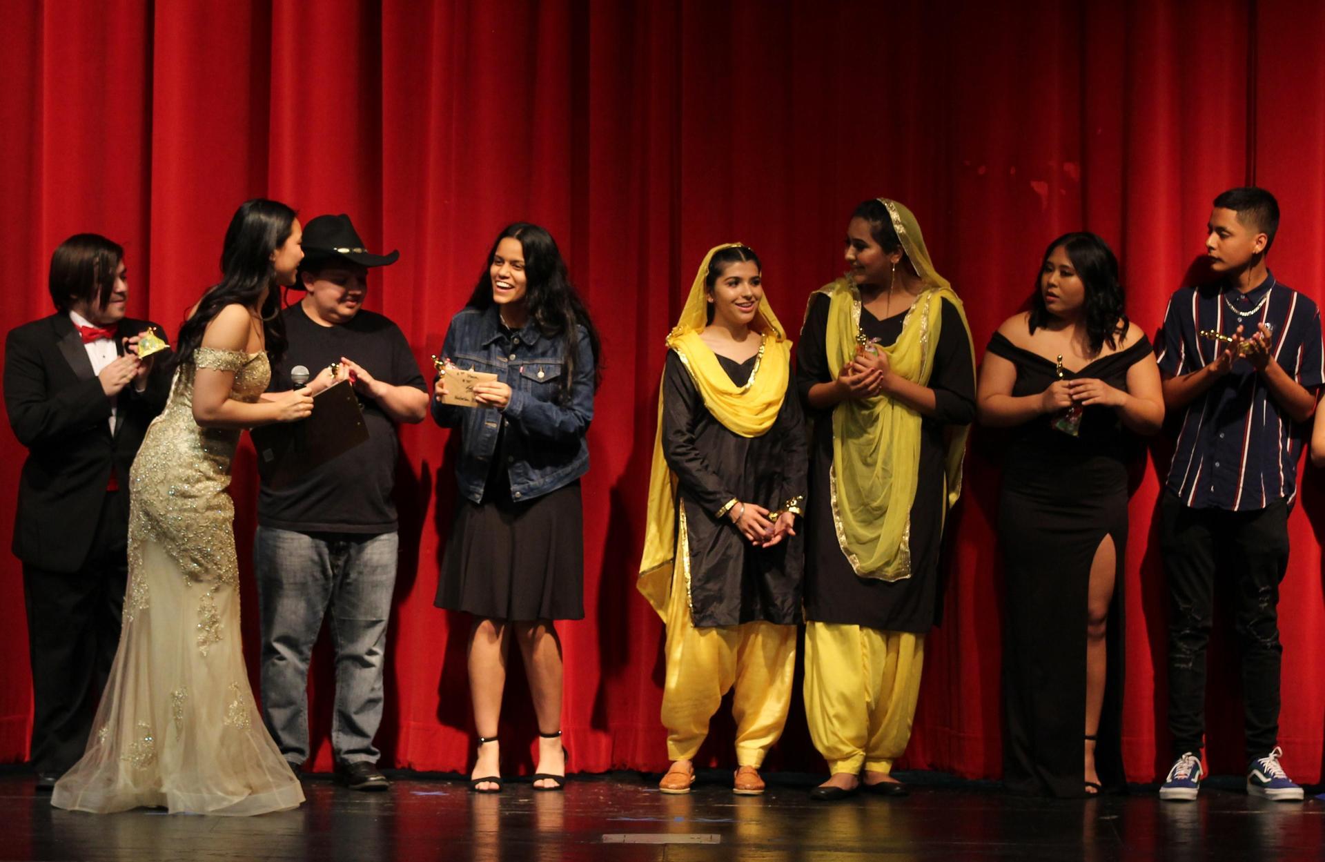 Hahna Song, Isaiah Bishop, Jaxon Powell, Natasha Bhardwaj, Stephanie Ponce, Sukhpreet Kaur, Bianca Solidum, and Sebastian Vega