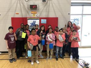 ShadowGlen Elementary winners.