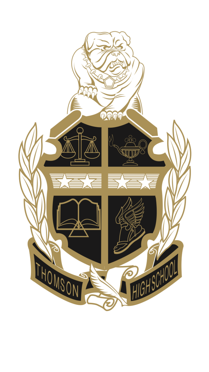 Thomson High School Crest