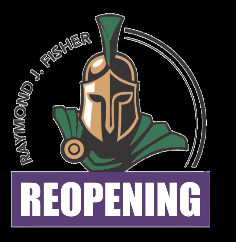 RJF Reopening Logo