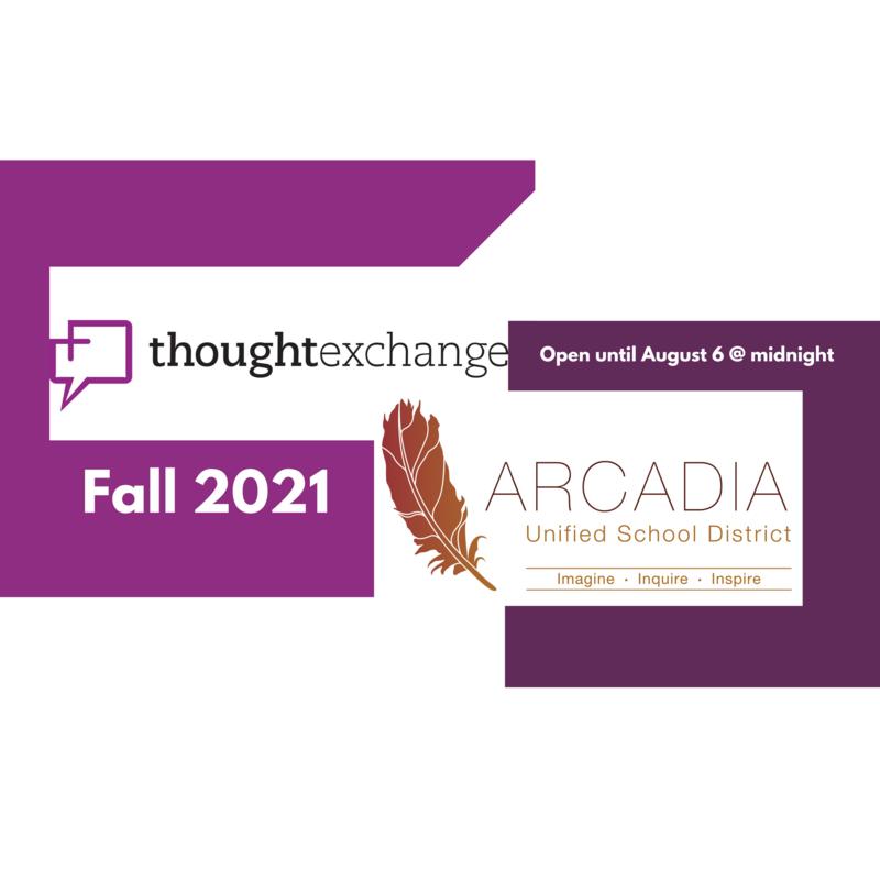 Fall 2021 ThoughtExchange
