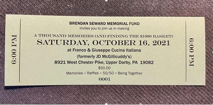 Brendan Seward Memorial Fund