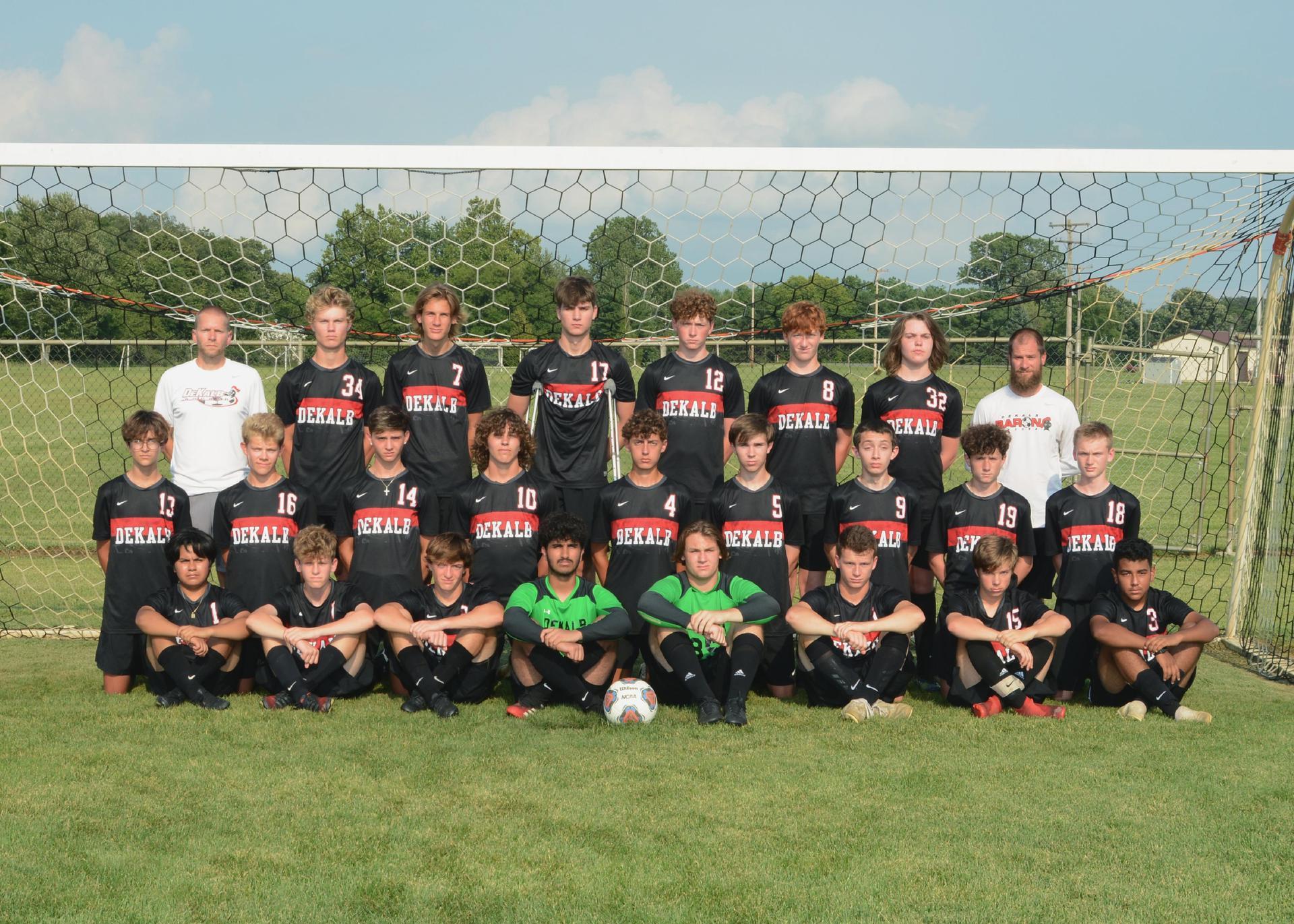 2021-2022 Baron Soccer