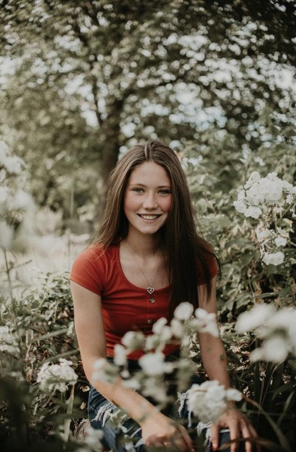 Portrait of Kaitlyn