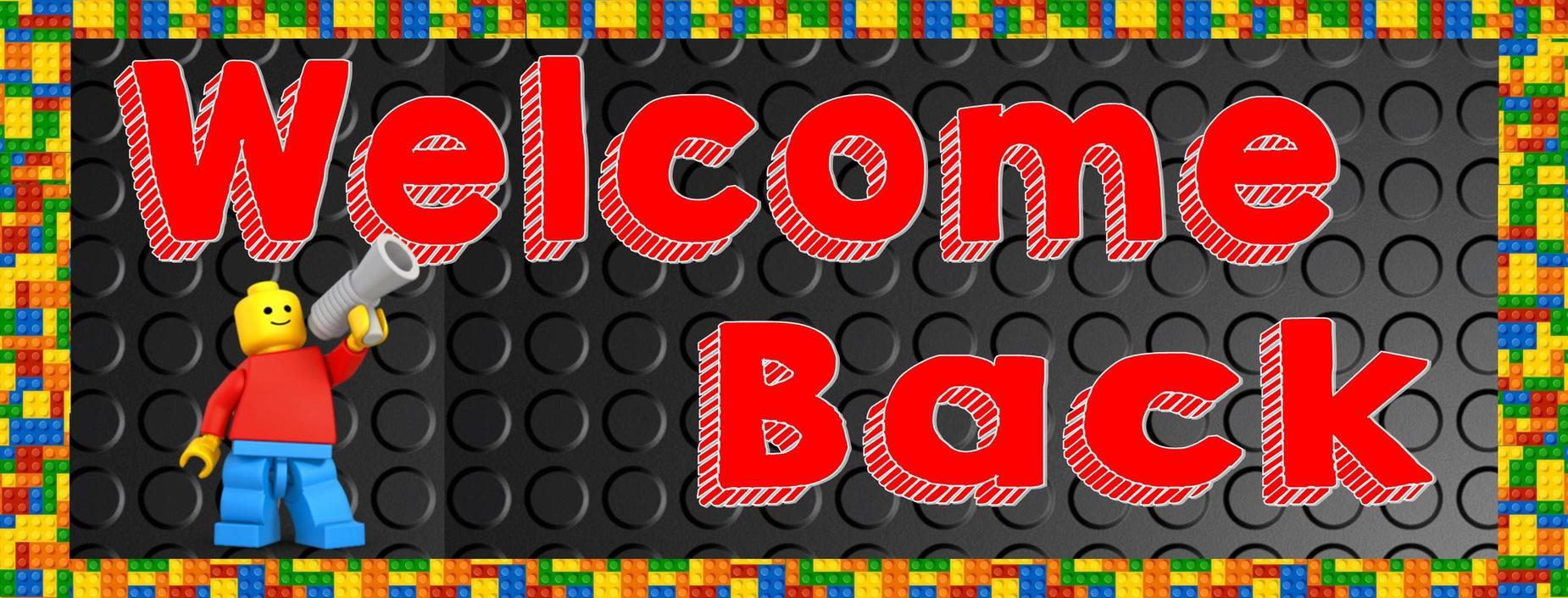 Image of Welcome Back header
