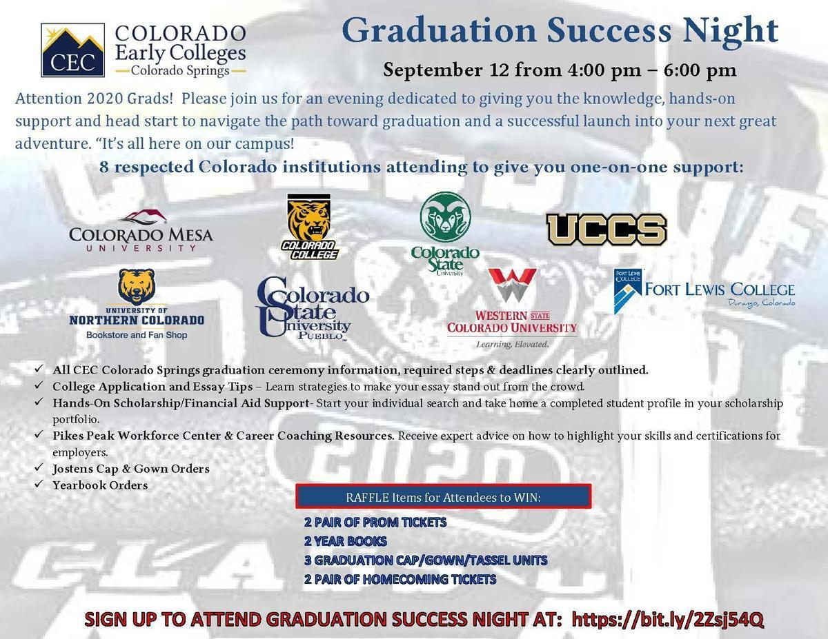 Graduation Success Night