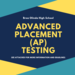 Advanced Placement Testing