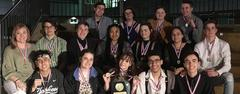 The Brewer High School Theatre Department will advance to the Bi-District UIL One Act Play Competition. Brewer will compete at 3 p.m. Tuesday, March 26 at Chisholm Trail High School, and the public is invited.