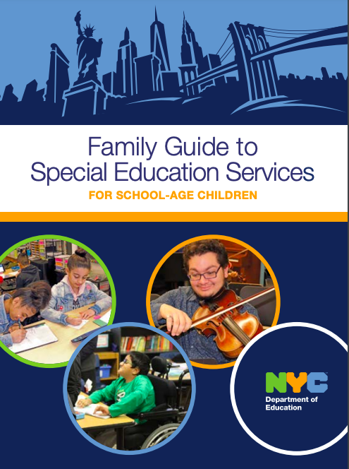Family Guide to Special Education Services