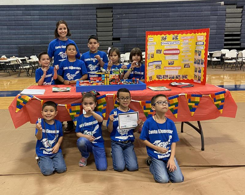 Blue Jay's First FLL JR Featured Photo