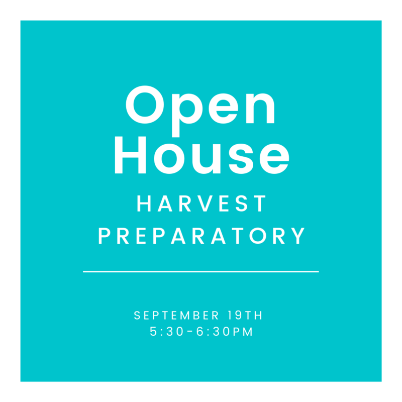 Harvest Preparatory Open House Featured Photo
