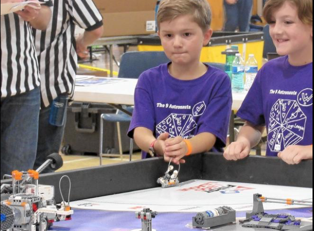 Lego League in Full Swing Thumbnail Image