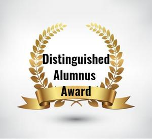 Image of Distinguished Alumnus Award