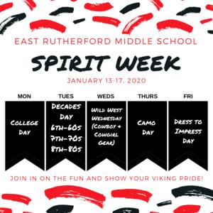 January Spirit Week @ ERMS.png