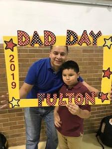 DADS-Take Your Child to School Day 2019 was a success! Click here for a video of the event. Featured Photo