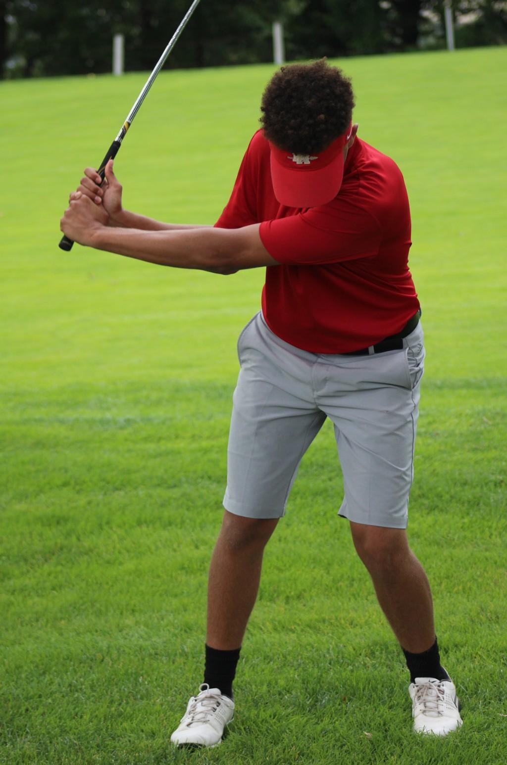Varsity Golf vs Highlands - 083117