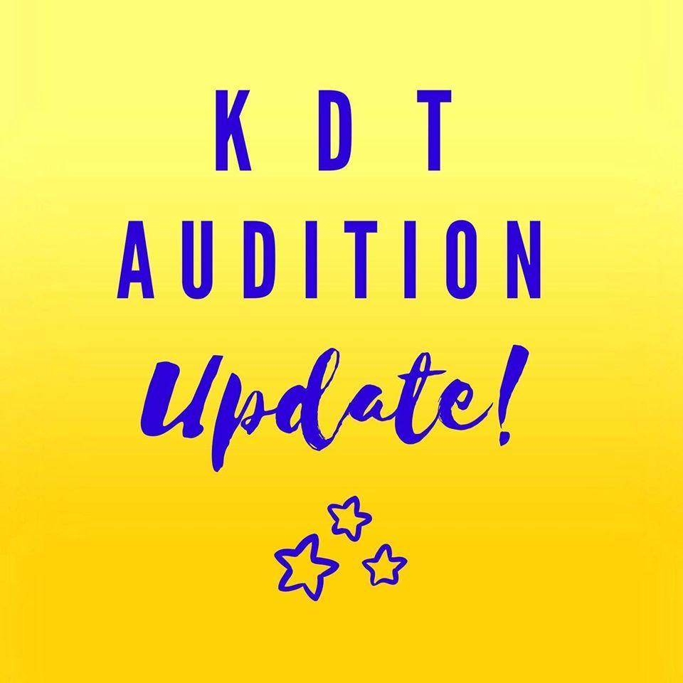KDT Auditions
