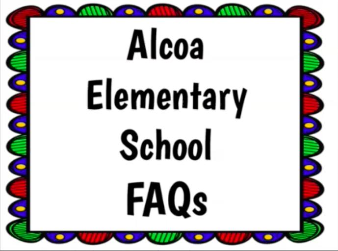 AES 21/22 Back to School FAQ's