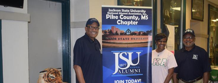 JSU Alumni participates in Parent Academy