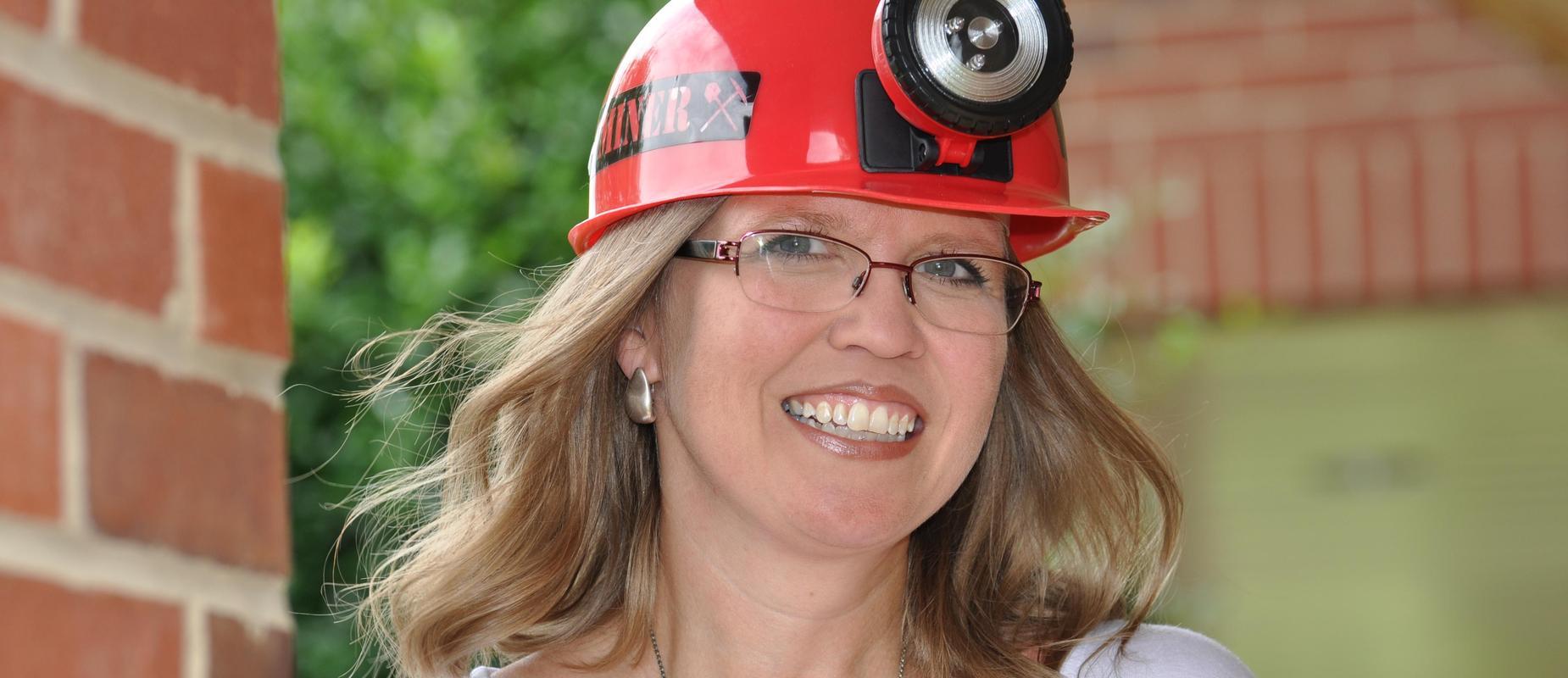 Amber Bunce, new RTMS miner