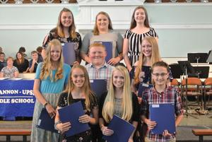 Awards Program Recognizes Students with Great Achievements