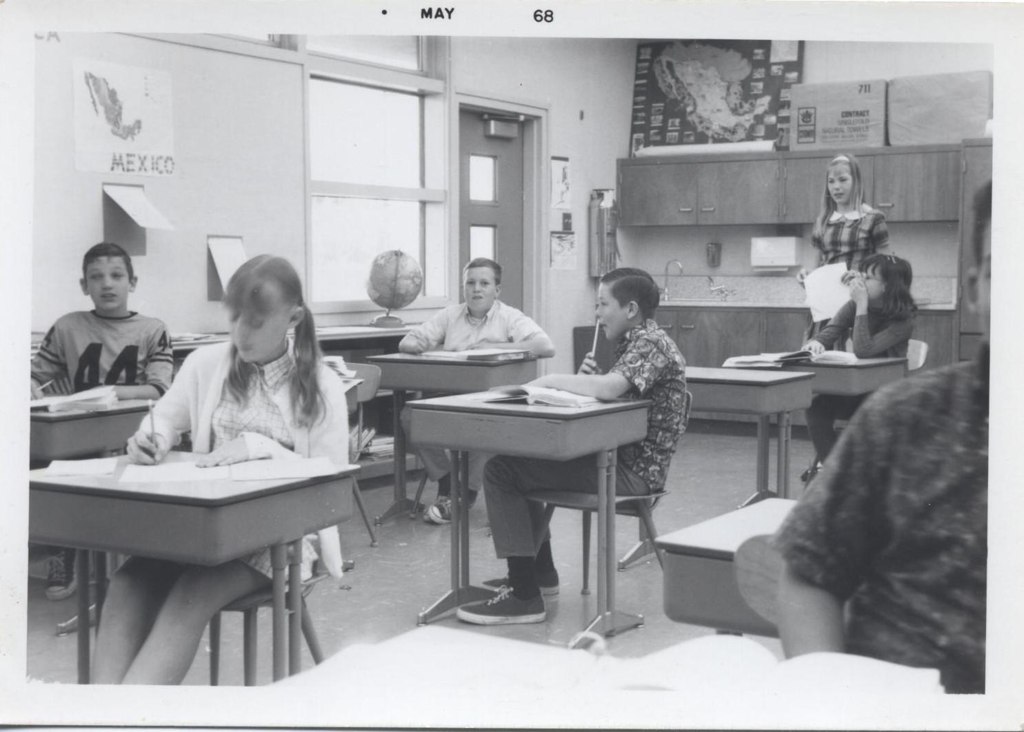 1945 Classroom
