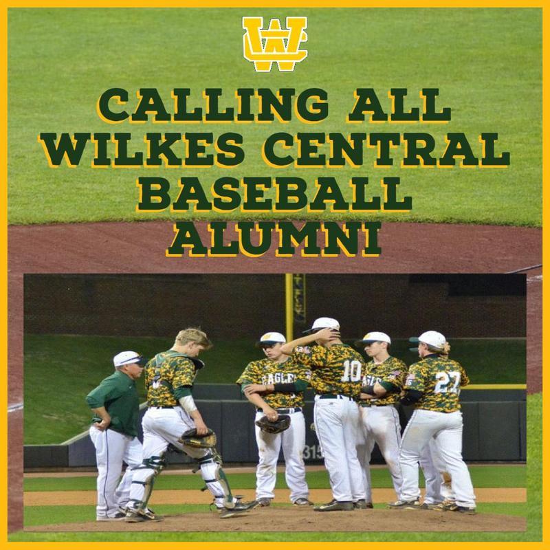 Wilkes Central Baseball Alumni Thumbnail Image