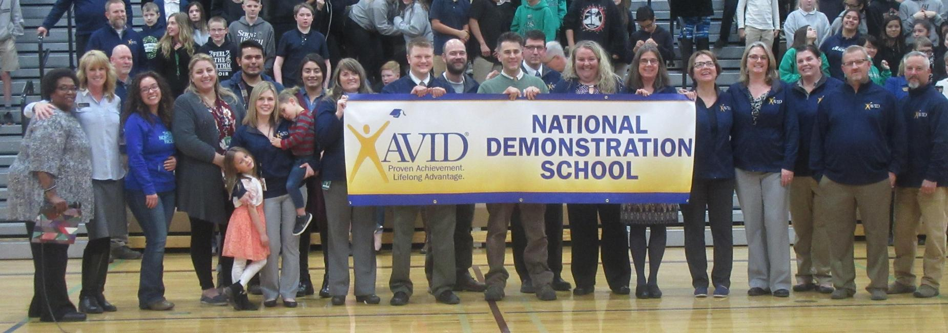 AVID Demonstration School