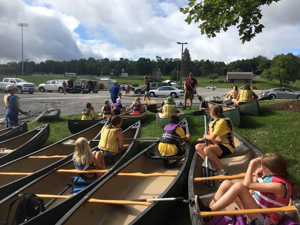 Row row row your canoe
