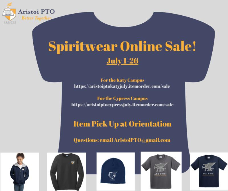 Spiritwear info