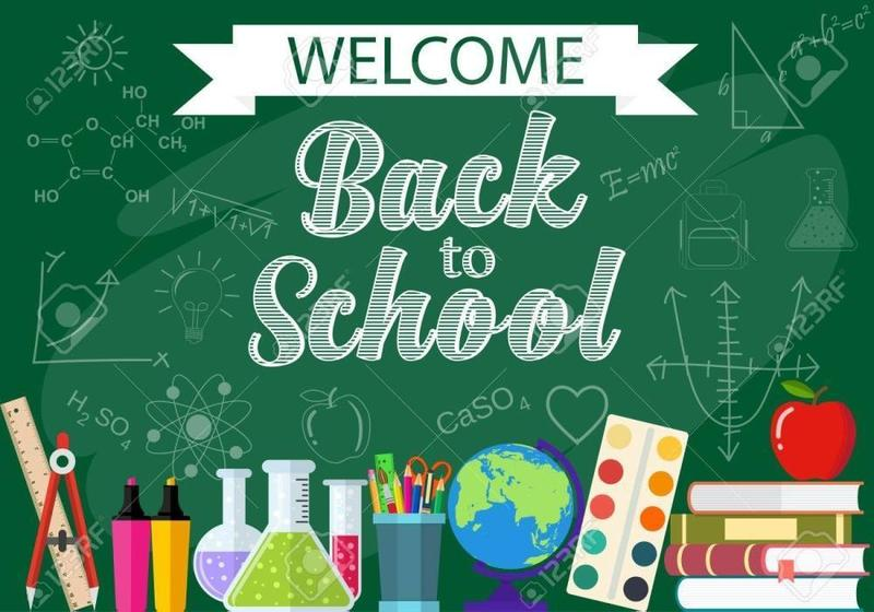 First Day of School: Welcome Orientation Meetings August 18 & 19 Featured Photo