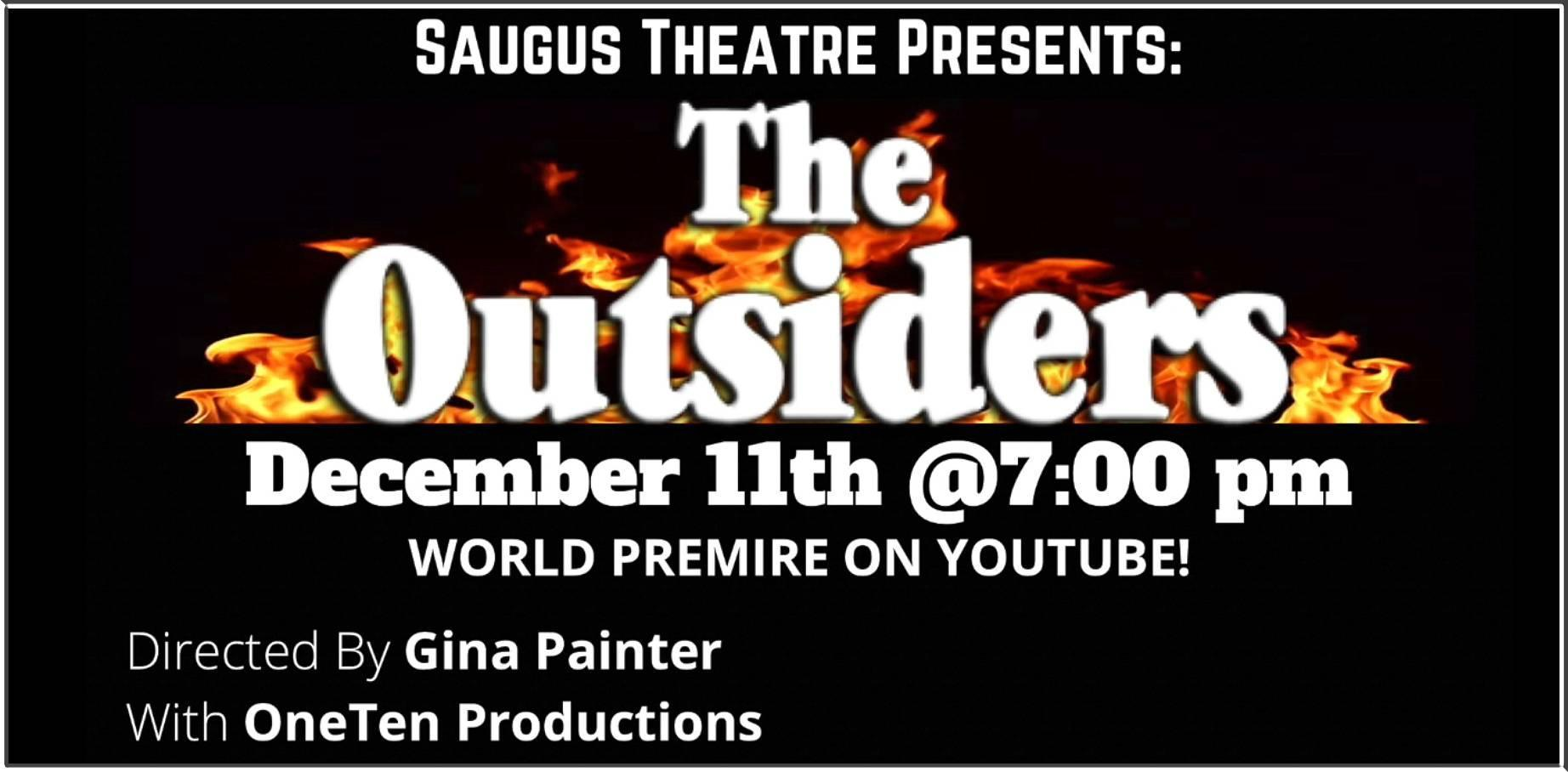 performing Arts - The Outsiders Play image