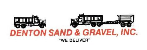Denton sand and gravel