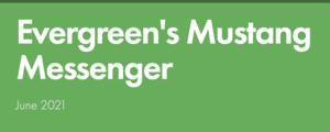 June Mustang Messenger