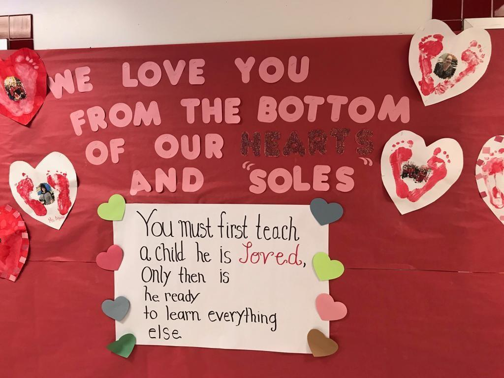 love for admin activity display