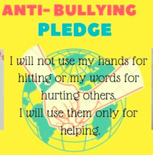 Anti-bullying pledge