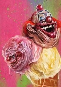 killer klown EYE-Scream